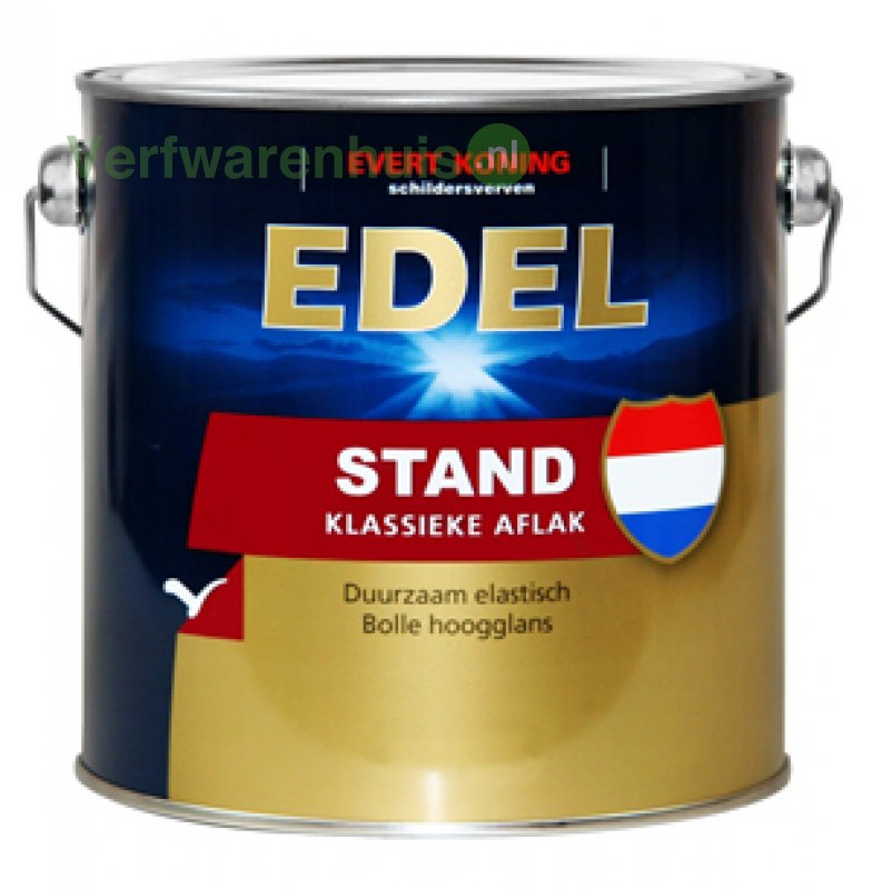 Evert Koning edel stand